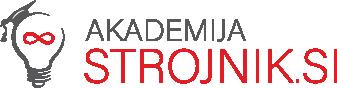 Akademija STROJNIK.SI Logo